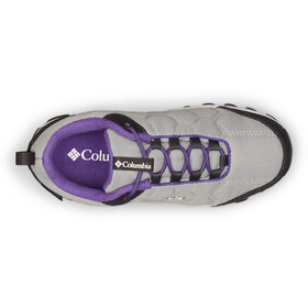 Columbia Firecamp Sledder 3 WP Chaussures Adolescents, monument/emperor